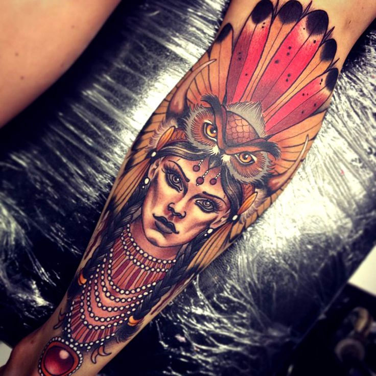 "thievinggenius: ""Tattoo done by Tom Bartley. @tom_bartley """