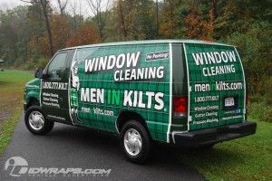 Men-in-Kilts-Ford-E250-3M-Van-Wrap-Franchise  I'd hire them in a heartbeat