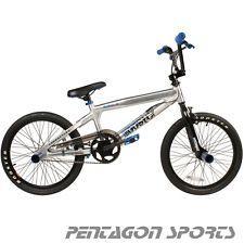 20 Zoll Alu BMX Fahrrad Bike Rad Aluminium Freestyle Rooster Blue Haze