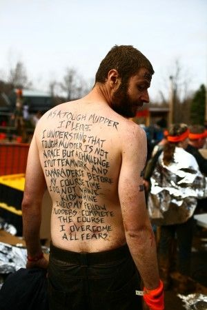 17 best images about tough mudder on pinterest for Tattoo classes online free