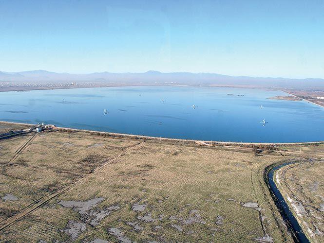 Piden recuperar vestigios de el Vaso del Lago de Texcoco