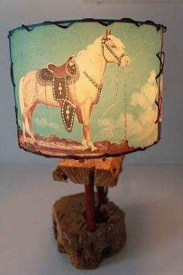 Trigger  lamp... I'm gonna learn how to make this!