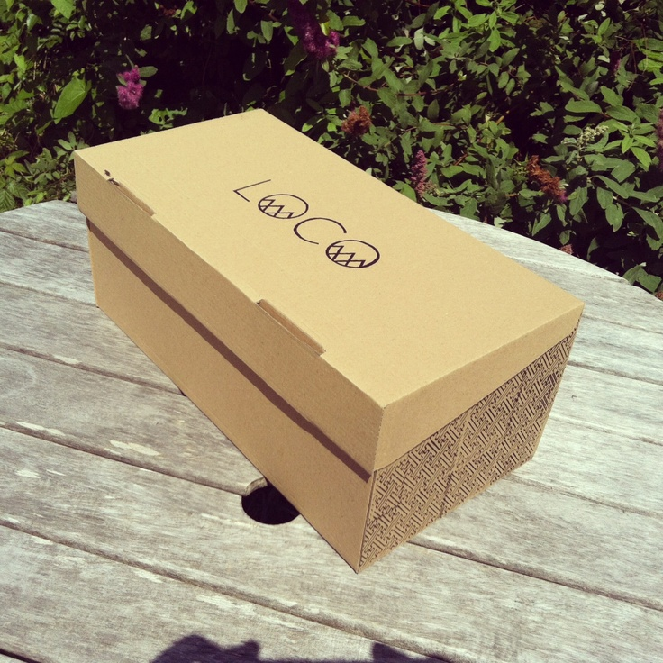 Loco Shoe Box