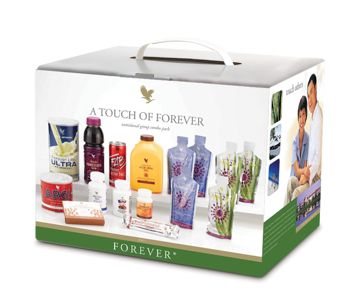 Touch of Forever - mini - Produkty Forever Living Products