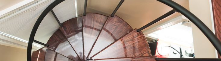 Spiral Staircase Dimensions & Measurements | Salter Spiral Stair