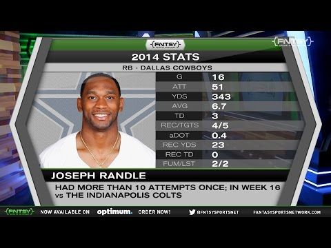awesome Fantasy Football – NFL Camp News: Joseph Randle, Joique Bell, Carlos Hyde, Todd Gurley and More