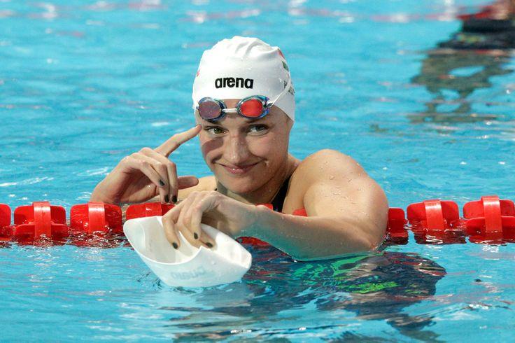 Katinka Hosszu of Hungary