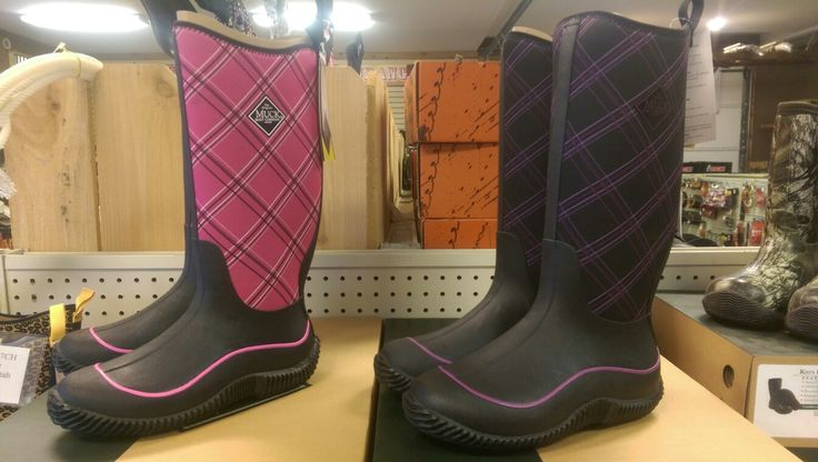 Nice Ladies Muck Boots just arrived on 10/1/16