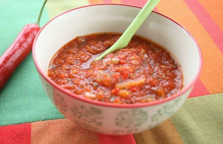 [MAT] Hjemmelaget salsa med koriander