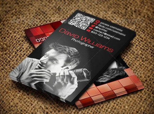 51 best BEST PHOTOGRAPHER BUSINESS CARDS EXAMPLE images on - name card example