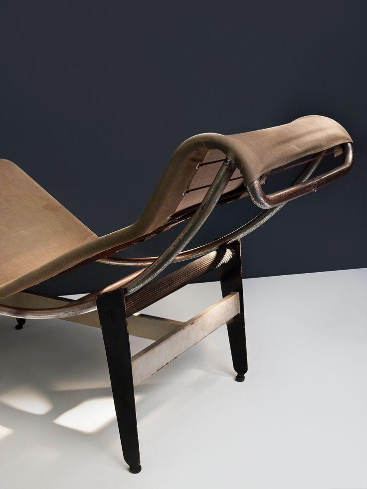 885 best le corbusier images on pinterest architects le - Chaise longue charlotte perriand ...