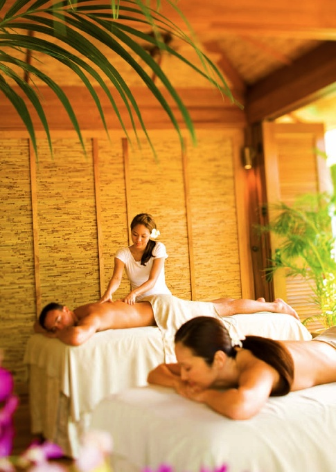 75 best images about grand hyatt hawaii on pinterest for Spa vacations for couples