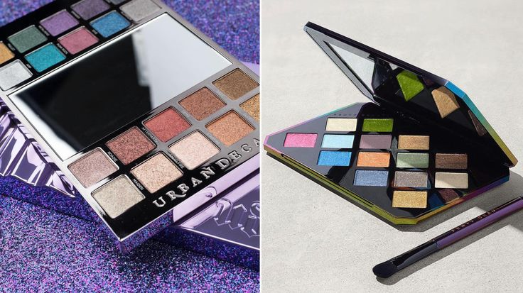How to Pick Between Urban Decay and Fenty Beauty's EPIC Holiday Eye Palettes