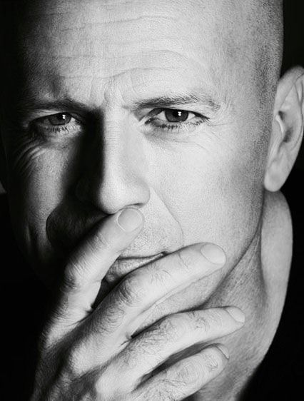 Bruce Willis - All American Papa  - Character Inspiration - Lindsey Pogue - Author - Romance - Adventure - New Adult http://www.lindseypogue.com/