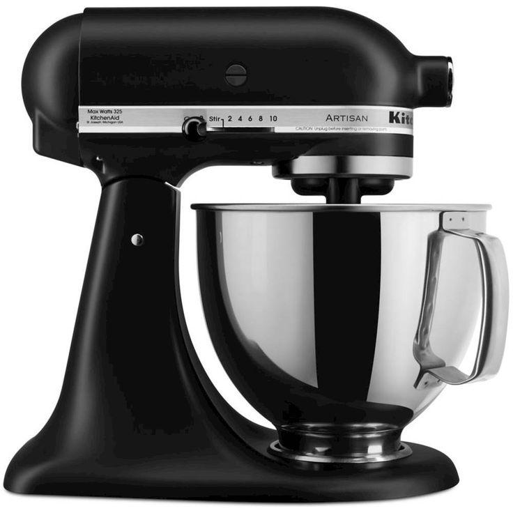 Best buy kitchenaid artisan tilthead stand mixer black