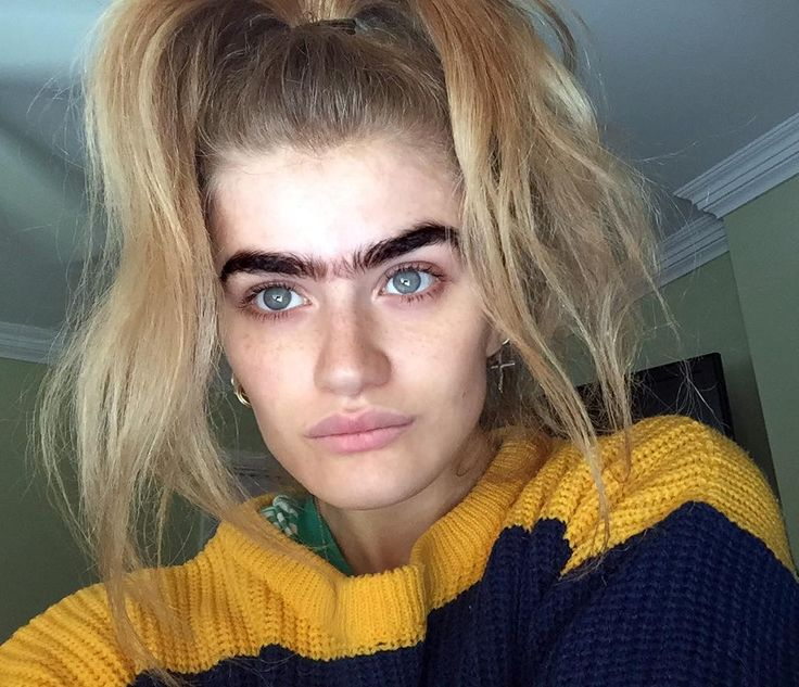 Sophia Hadjipanteli will inspire you to embrace your monobrow | Metro News