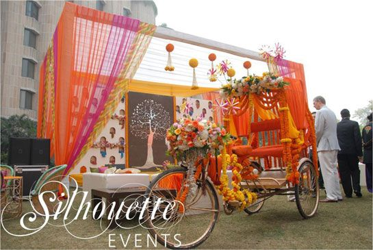Silhouette Events Info & Review | Decor & Events in Delhi | Wedmegood