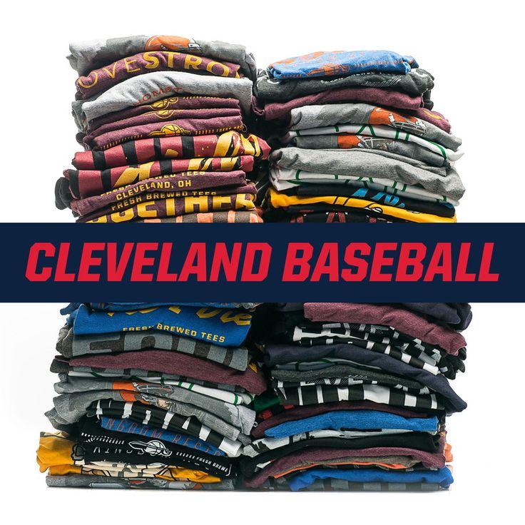 Cleveland Baseball Mystery Pack