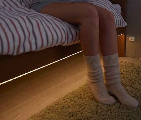 the 25 best lichtleiste ideas on pinterest led. Black Bedroom Furniture Sets. Home Design Ideas