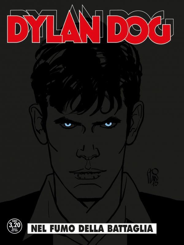 """March - """"Dylan Dog: nel fumo della battaglia"""" By G. Simenoni"""