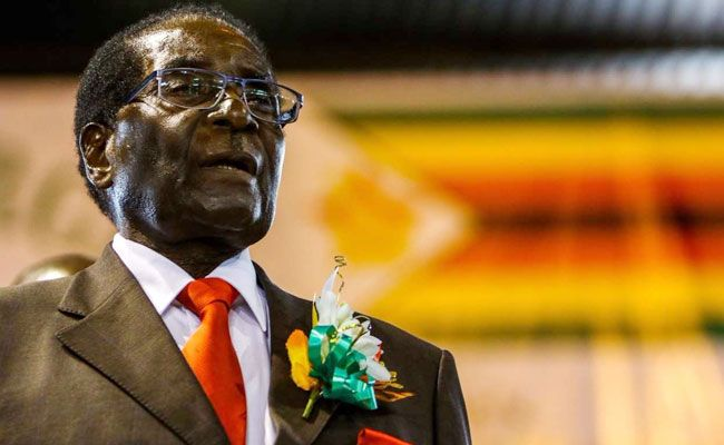 Zimbabwe President Robert Mugabe Resigns Says Parliament Speaker
