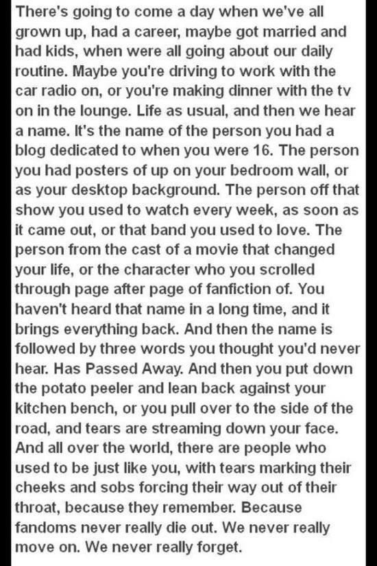 I'm crying now.