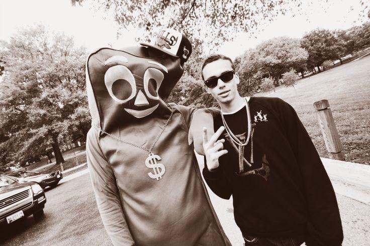 Logic Rapper Wallpaper logic: young sinatra on pinterest rapper quotes, san