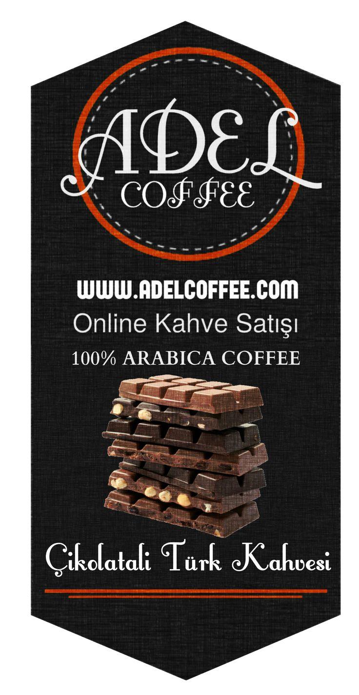 ÇİKOLATALİ TÜRK KAHVESİ http://adelcoffee.com/shop/cikolatali-turk-kahvesi/