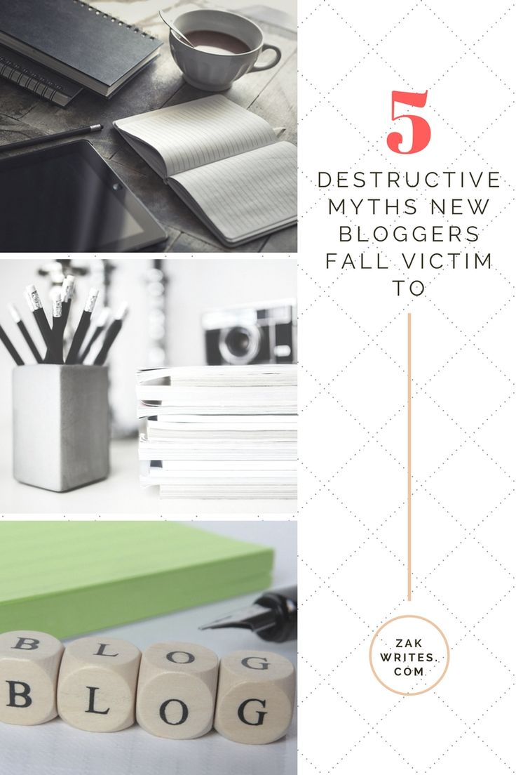There are many misconceptions and myths about blogging that result in widespread failure. In this post, you can find a list of blogging myths that will ruin your chance of making money from a blog.