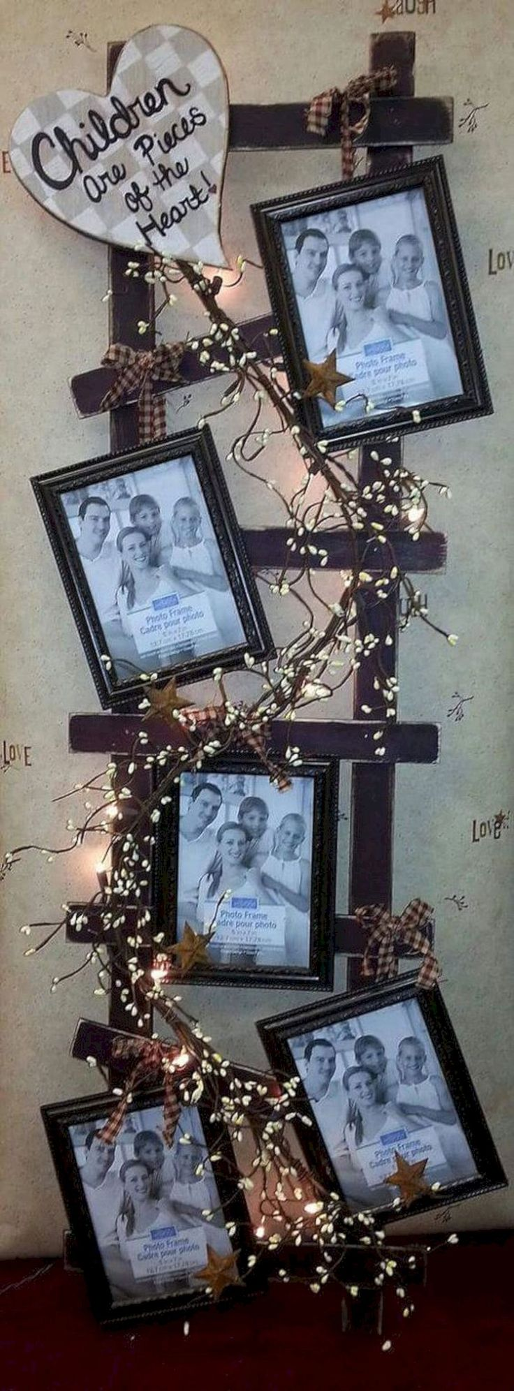 17 Cool DIY Home Decor Picture Frames https://www.futuristarchitecture.com/28698-diy-home-decor-picture-frames.html