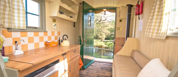 Malvern Holiday Park, Berrow, Malvern, Worcestershire. England. UK. Malvern Hills. Glamping. Glampsite. Shepherds Huts. Staycation. Holiday.