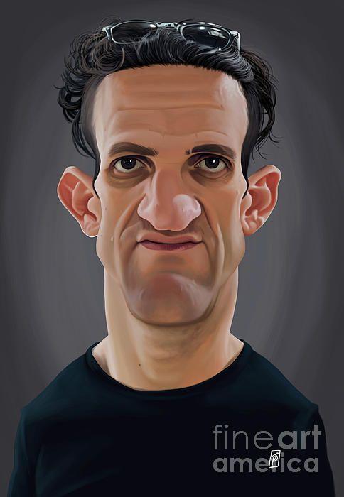 Casey Neistat art | decor | wall art | inspiration | caricatures | home decor | idea | humor | gifts