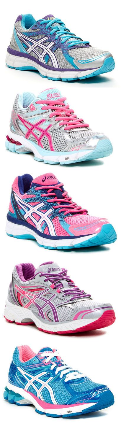 ASICS Running Shoes ❤︎ #workout #inspiration #fitness
