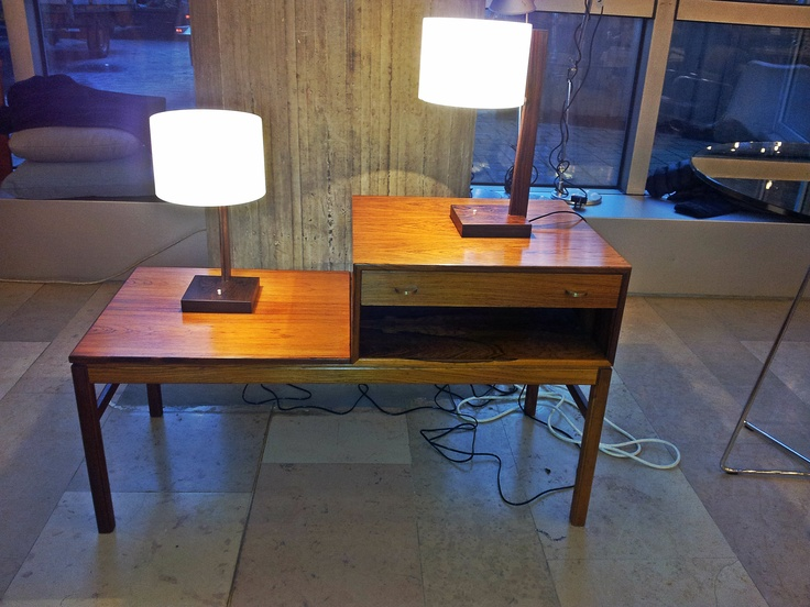 Bedside/ Table Lamp designed by Uno & Östen Kristiansson   Year 1964       For more information contact Athan at ak@ex20th.com