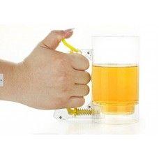 Köpürtme Bira Bardağı