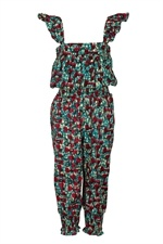 Meeka jumpsuit  Price: £35.00 If it's one thing we do well it's our jumpsuits. Introducing the Meeka jumpsuit. So cute for SS12 and 100% cotton.    | Girls Jumpsuits UK | Kids Jumpsuits UK - Isossy Children