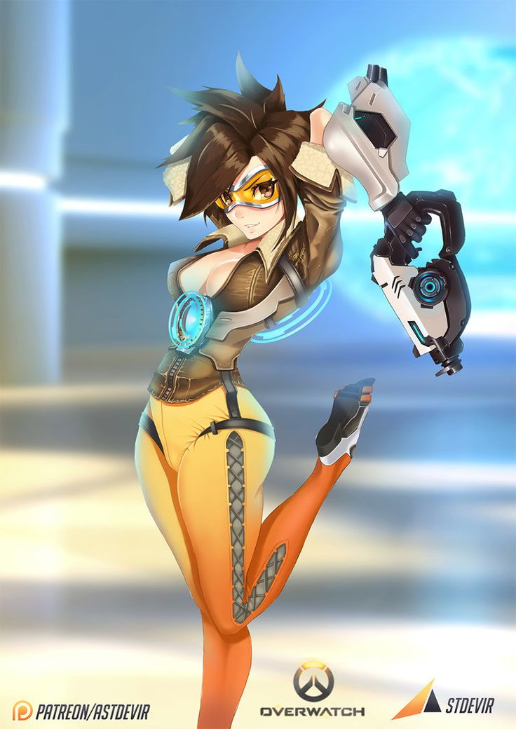 Sexy tracer overwatch