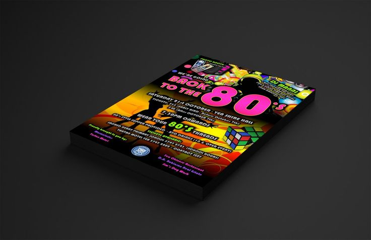 Digital Media Posters Flyers Tickets and more. Everything you need: #printing #digitalprint #posters #flyers #socialmedia #promotion #advertising #cmyk #offset #printingpress #fullcolor #fullcolour #artboard #paper #papers #bondpapers #gloss #digitalprint #mac #party #eighties #backtotheeighties #eightiesmusic #rubikscube #designer #disco #rock #design #graphicdesign