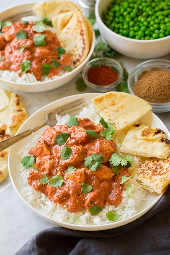Where has this Quick Chicken Tikka Masala been all my life?? Who knew you could get a legit Tikka Masala made in 30 minutes? Yes, start to finish in 30 min
