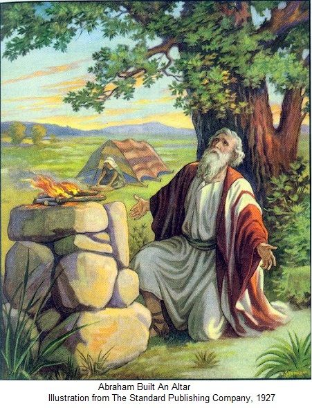 abraham and his relationship with god 2016-3-18  his special relationship with god and the promises they  abraham—our father of faith each find enough land to feed their animals abraham and sarah then.