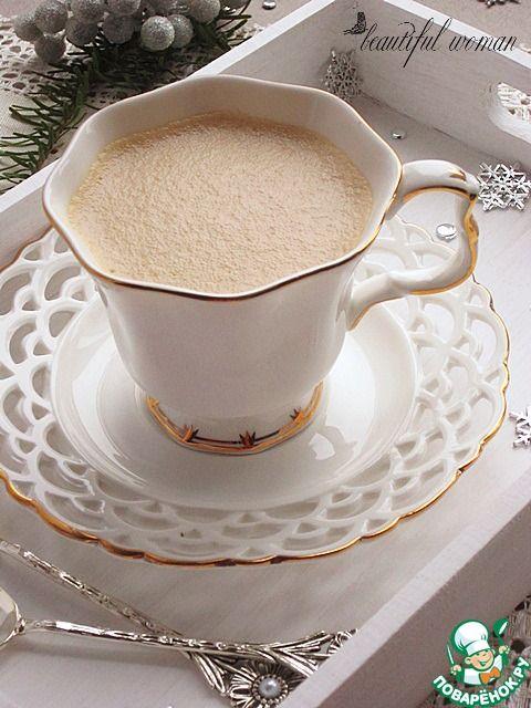 Сырный кофе - кулинарный рецепт