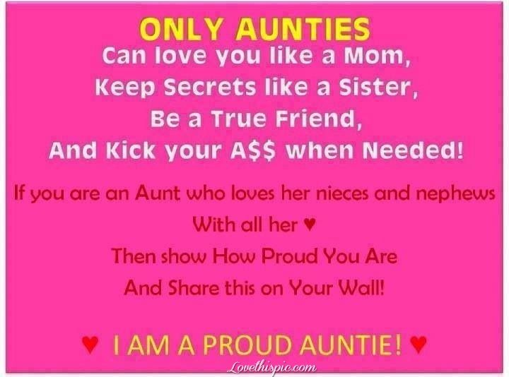 Cute Aunt And Nephew Quotes: 25+ Best Auntie Quotes Ideas On Pinterest