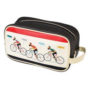 Kosmetická taštička Rex London Le Bicycle