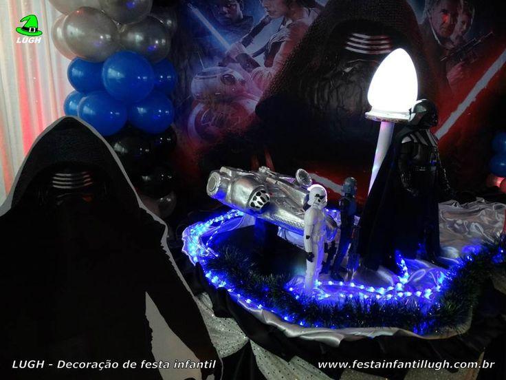 Star Wars - Decoração tradicional luxo - Detalhes imagem 04
