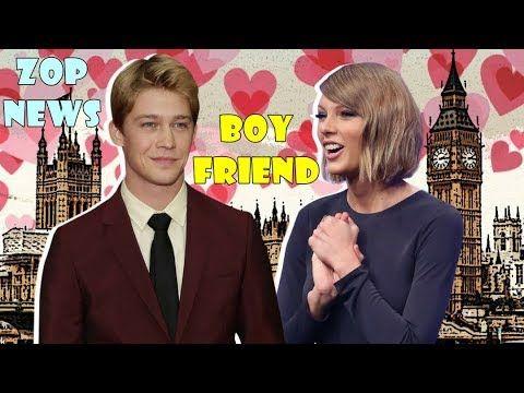 Taylor Swift Boyfriend 2017 Joe Alwyn