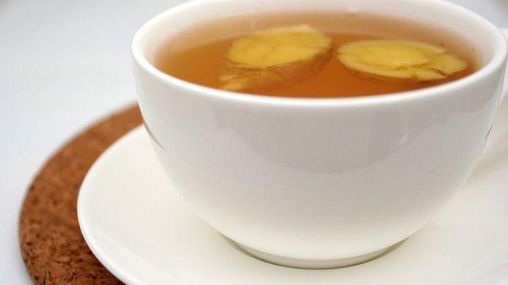 Infusión infalible para la tos y el dolor de garganta