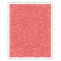 Sizzix - folder do embossingu ROSES
