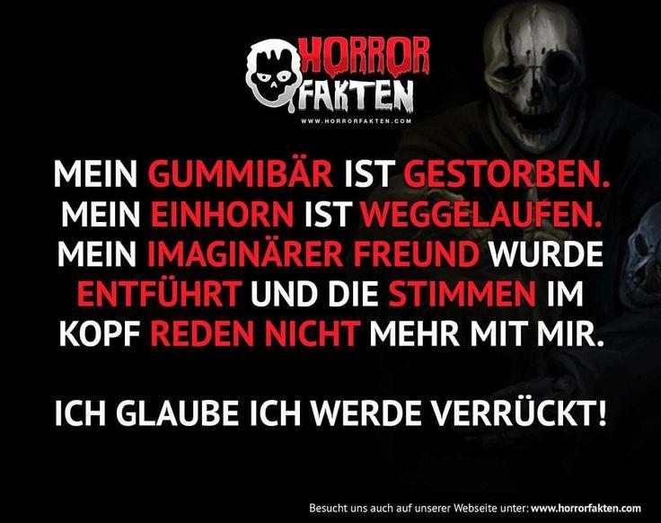 💀💬 #horrorfakten