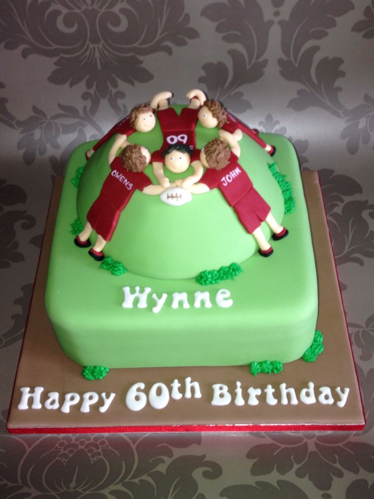 16 best Leaton Party images on Pinterest | Rugby cake, Birthday ...