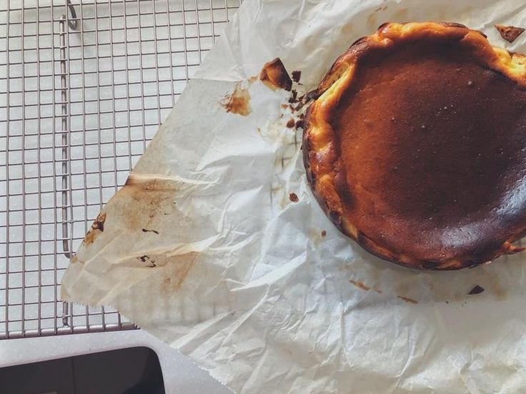 巴斯克燒焦的起司蛋糕 by 樂咖廚房 | Recipe | Food, Food recipes, Desserts